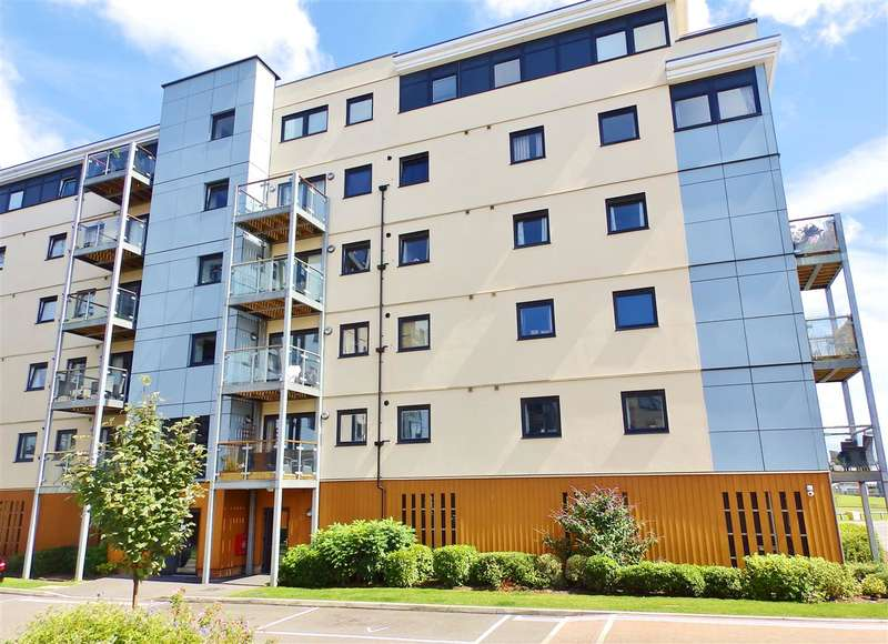 2 Bedrooms Apartment Flat for sale in Scotney House, 2 Groombridge Avenue, Eastbourne