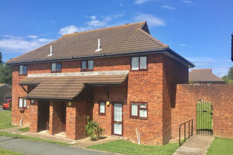 1 Bedroom Flat for sale in Swanley Close, Eastbourne, BN23