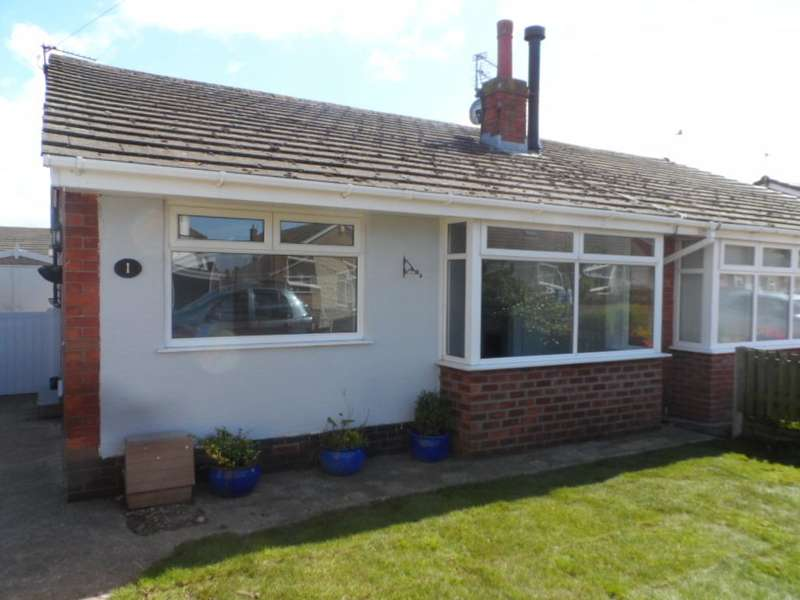 2 Bedrooms Property for sale in Thornhill Avenue, Poulton Le Fylde, FY6 0EZ