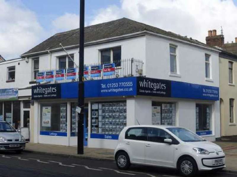 Shop Commercial for sale in Lord Street, Fleetwood, FY7 6LH