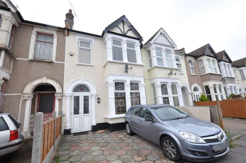 4 Bedrooms House for sale in Kimberley Avenue, Newbury Park, IG2