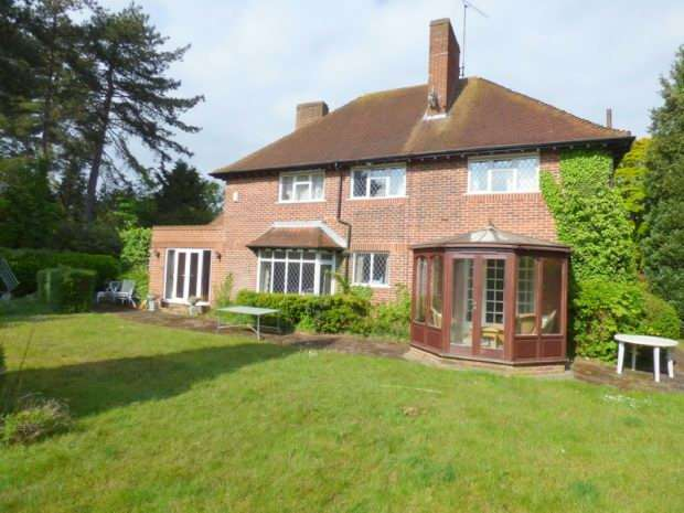 4 Bedrooms Detached House for sale in New Lane Hill, Tilehurst, Reading