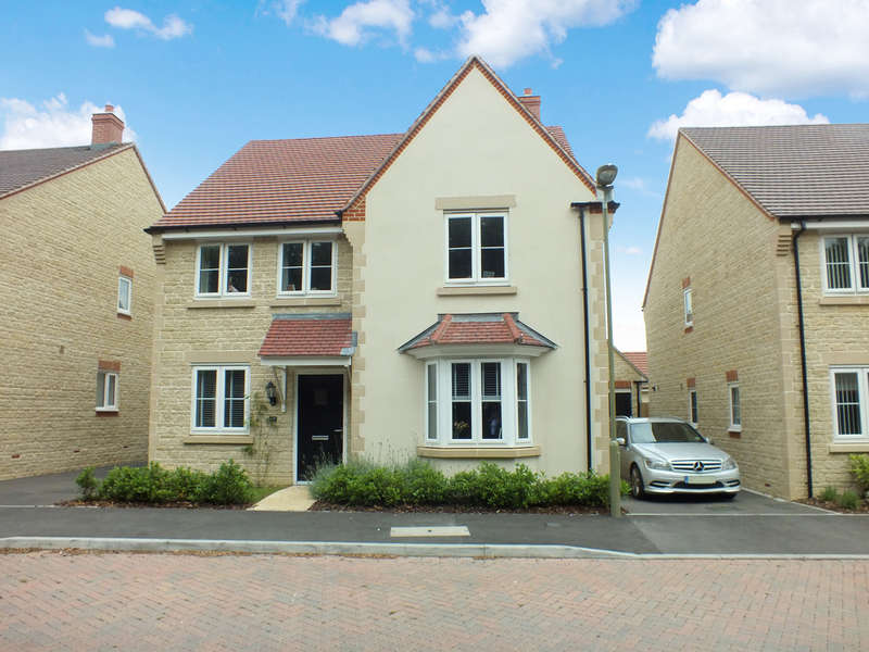 4 Bedrooms Detached House for sale in Stanford In The Vale