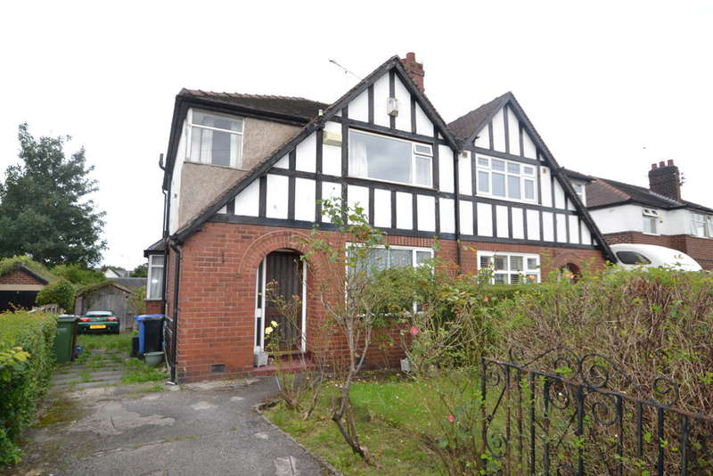 3 Bedrooms Semi Detached House for sale in Tenby Road, Cheadle Heath