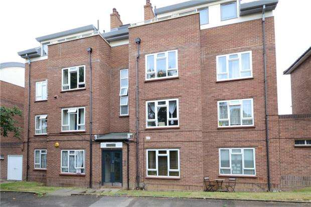2 Bedrooms Apartment Flat for sale in Devonshire Lodge, Courtlands, Maidenhead