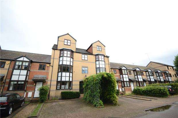 1 Bedroom Apartment Flat for sale in Mallard Row, Reading, Berkshire