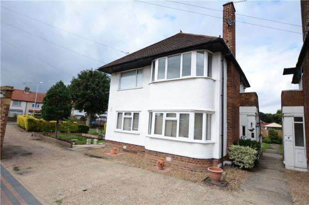2 Bedrooms Maisonette Flat for sale in Mill Court, Mill Road, West Drayton