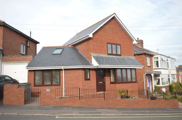 3 Bedrooms Detached House for sale in Sylvan Road, Pennsylvania, Exeter, Devon