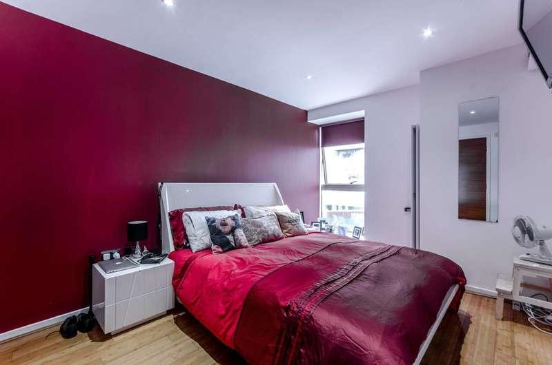 2 Bedrooms Flat for sale in Gainsborough Studios South, Islington, N1