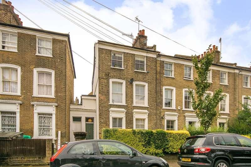 2 Bedrooms Flat for sale in Horton Road, London Fields, E8