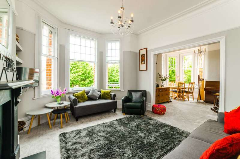3 Bedrooms Flat for sale in Queens Avenue, Muswell Hill, N10