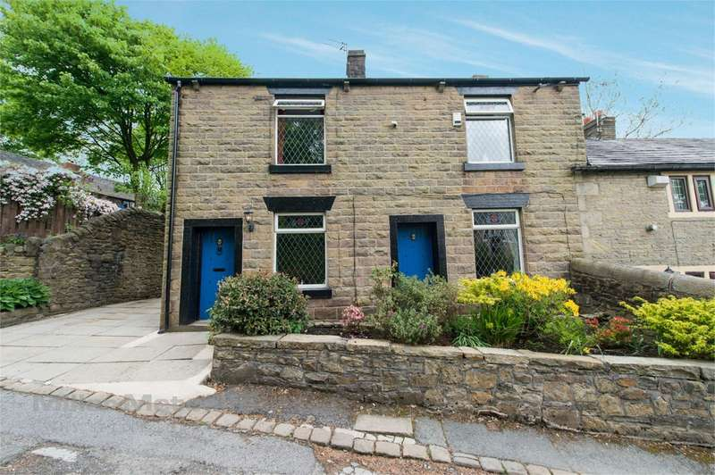 3 Bedrooms Cottage House for sale in Harvey Street, Halliwell, Bolton, BL1