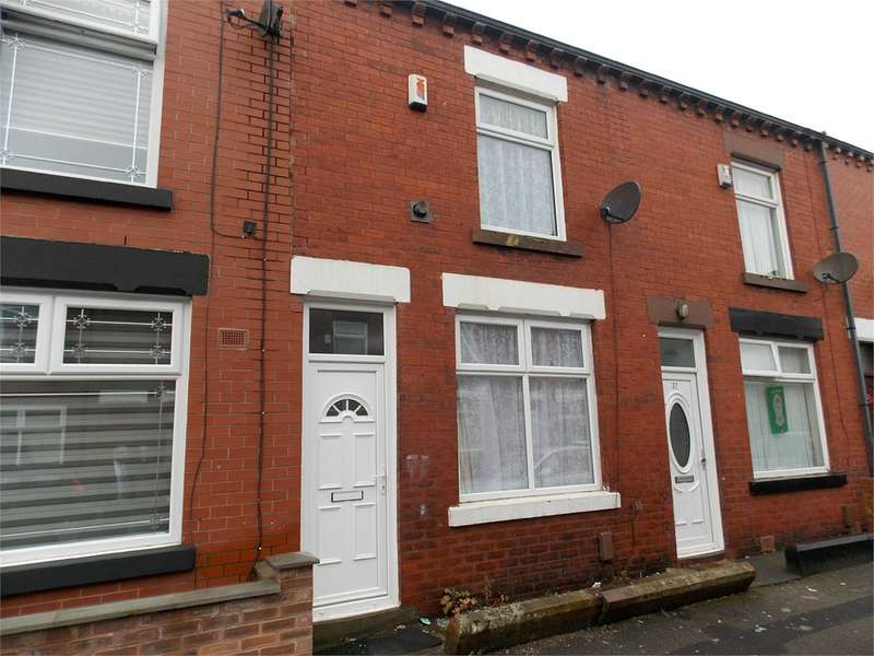 2 Bedrooms Terraced House for sale in Charles Holden Street, Bolton, Gilnow, BL1