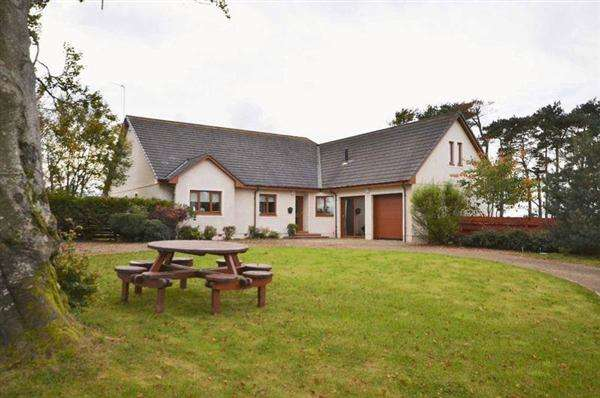 4 Bedrooms Detached House for sale in Filstone, Hollybush, AYR