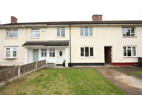 3 Bedrooms Terraced House for sale in Wolverham Road, Ellesmere Port