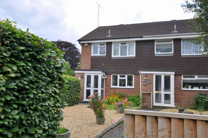 3 Bedrooms End Of Terrace House for sale in Kingsfield, Ringwood, BH24 1PH