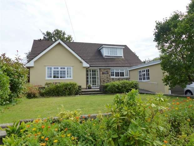 5 Bedrooms Detached Bungalow for sale in Quarella, Bridgend, Bridgend, Mid Glamorgan