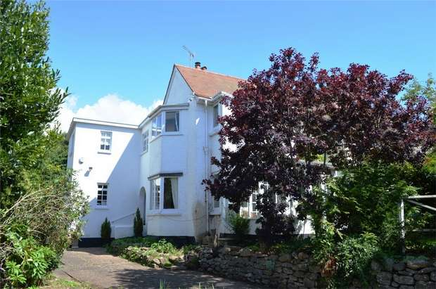 3 Bedrooms Semi Detached House for sale in 11b Westfield Road, BUDLEIGH SALTERTON, Devon