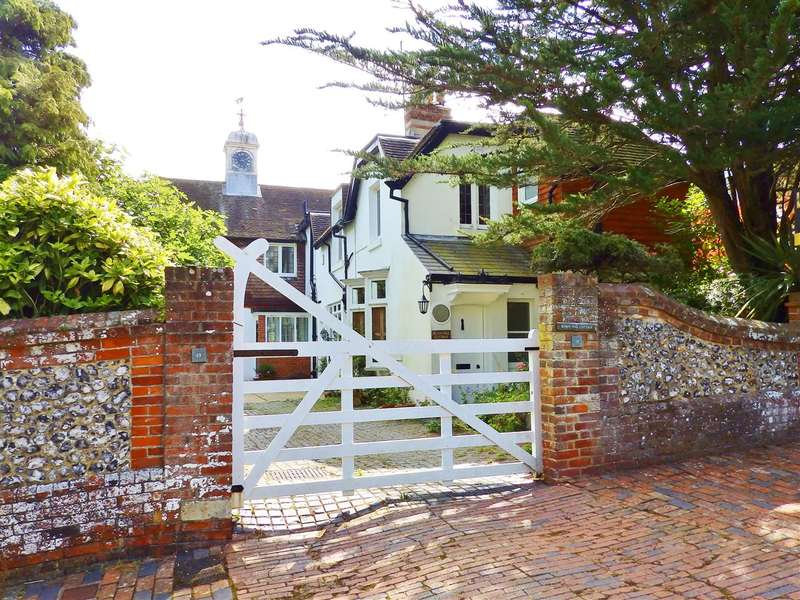 2 Bedrooms Semi Detached House for sale in Robin Hill Cottage, 17 Fairfield Road, Eastbourne