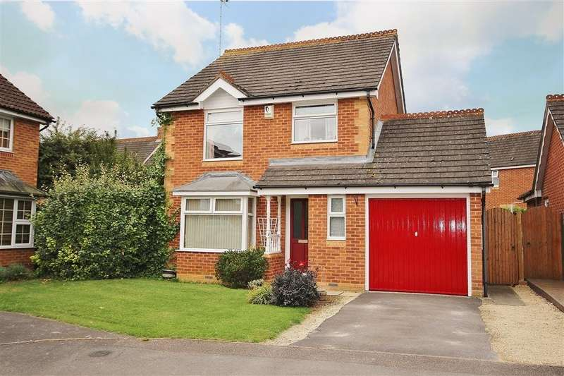 3 Bedrooms Detached House for sale in Ypres Way, Abingdon-on-Thames, OX14