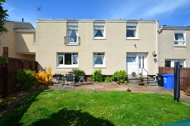 4 Bedrooms Terraced House for sale in Hopeman, Erskine, PA8