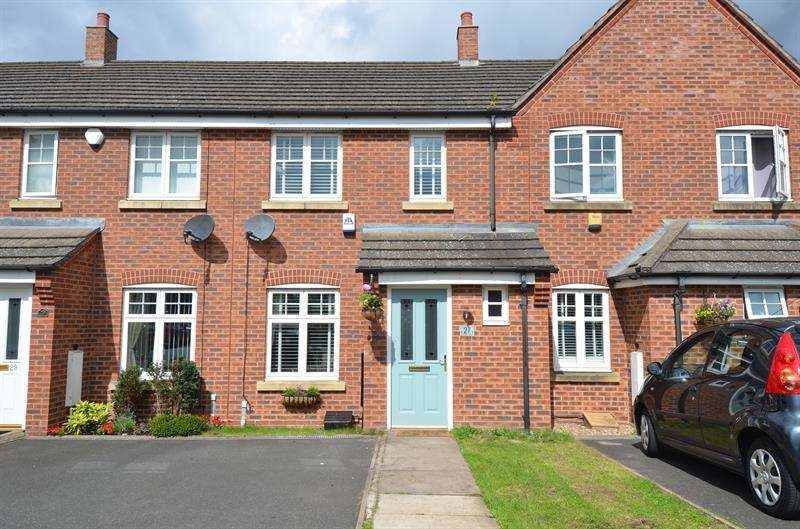 2 Bedrooms Terraced House for sale in Southern Drive, Kings Norton, Birmingham