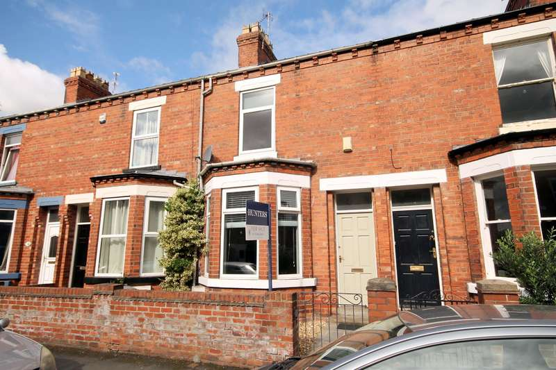 3 Bedrooms Terraced House for sale in Lindley Street, York, YO24