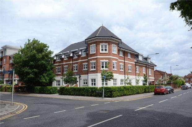 2 Bedrooms Apartment Flat for sale in Helios Court, 12 Bridge Avenue, Maidenhead