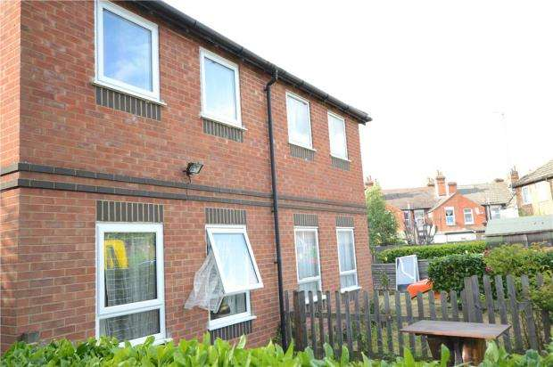 1 Bedroom Semi Detached House for sale in Riversdale Court, Reading, Berkshire