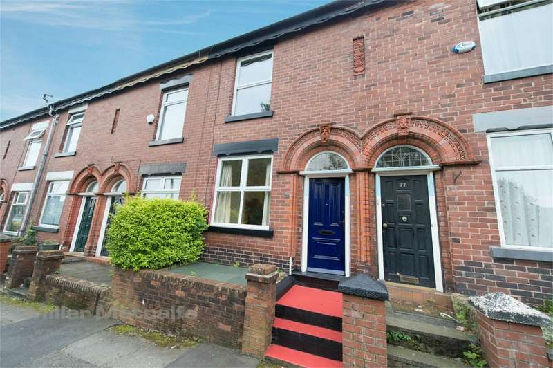 2 Bedrooms Terraced House for sale in Old Road, Astley Bridge, Bolton, BL1