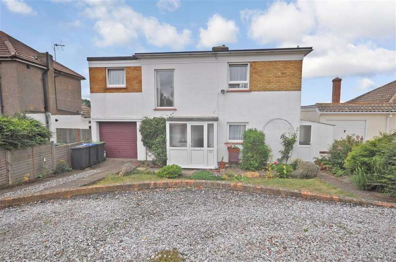 4 Bedrooms Detached House for sale in Mickleburgh Avenue, Herne Bay, Kent