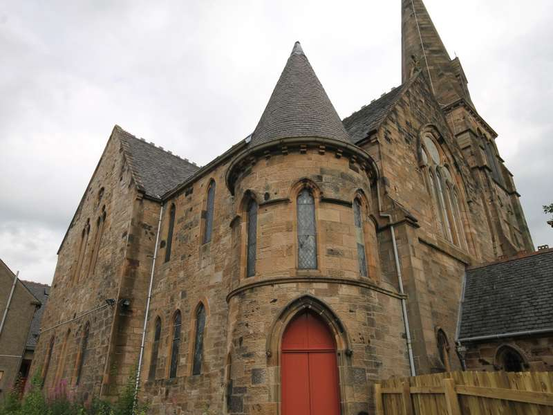 Off-Plan Commercial for sale in Thornlie Church and Land West Thornlie Street, Wishaw, ML2 7AR