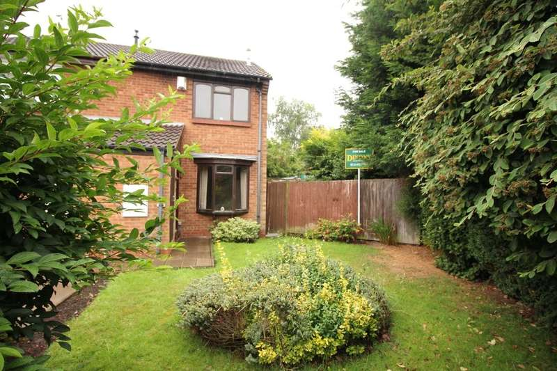 2 Bedrooms Semi Detached House for sale in Rednal Mill Drive, Rednal, Birmingham, B45