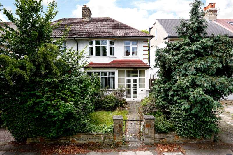 3 Bedrooms Semi Detached House for sale in Dorset Road, London, SW19
