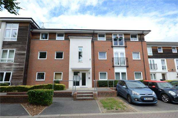 2 Bedrooms Apartment Flat for sale in Meadow Way, Caversham, Reading