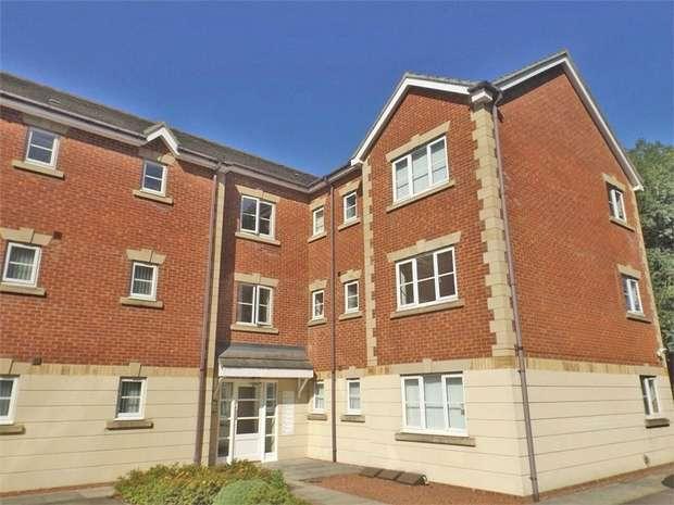 2 Bedrooms Flat for sale in Hartington Way, Darlington, Durham
