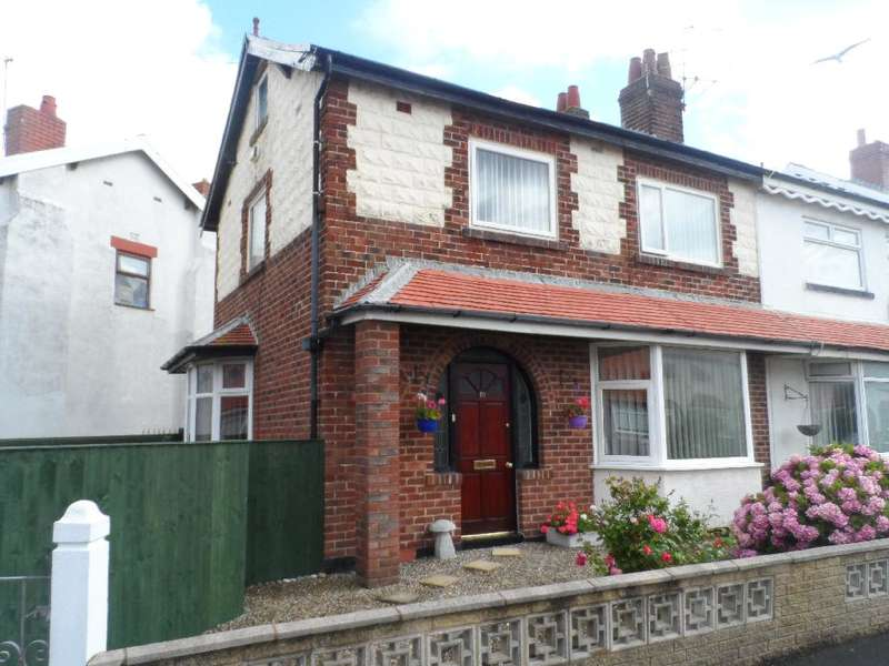 3 Bedrooms Property for sale in 20, Thornton-Cleveleys, FY5 1EB