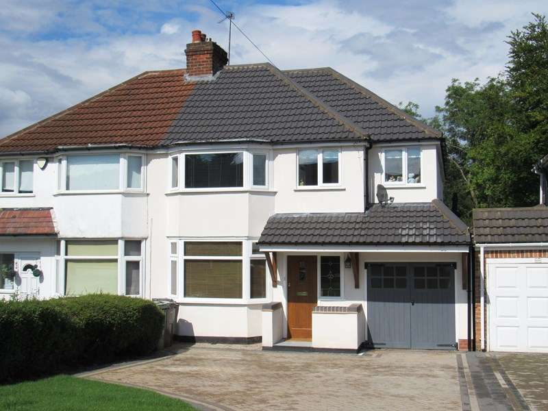 4 Bedrooms Semi Detached House for sale in Dene Court Road, Solihull