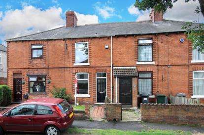 2 Bedrooms Terraced House for sale in Westfield Road, Bramley, Rotherham, South Yorkshire
