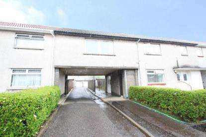 1 Bedroom Flat for sale in Burns Drive, Kirkintilloch, Glasgow, East Dunbartonshire