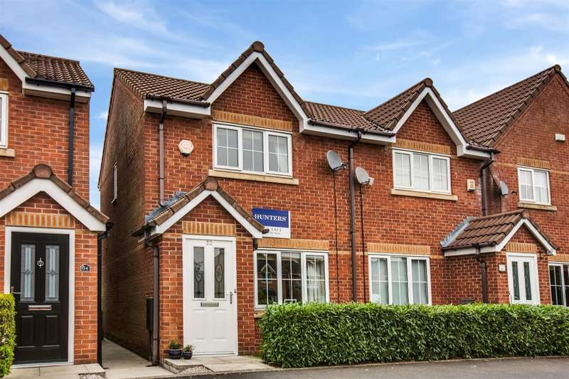 2 Bedrooms Terraced House for sale in Greenhaven Close, Worsley, Manchester, M28 3TX