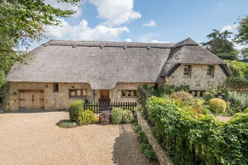 3 Bedrooms Detached House for sale in Wellow, Isle of Wight