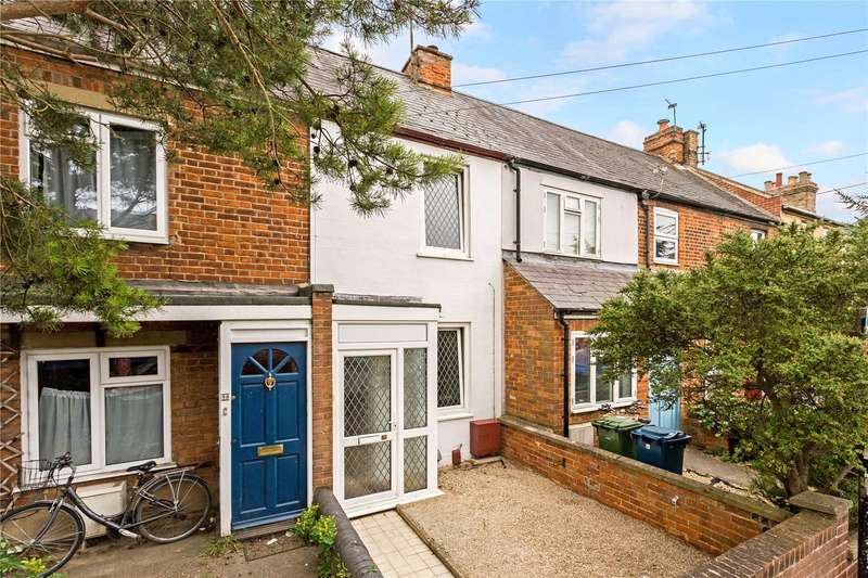 2 Bedrooms Terraced House for sale in Magdalen Road, Oxford, Oxfordshire, OX4