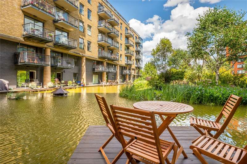 2 Bedrooms Flat for sale in Providence Square, London, SE1