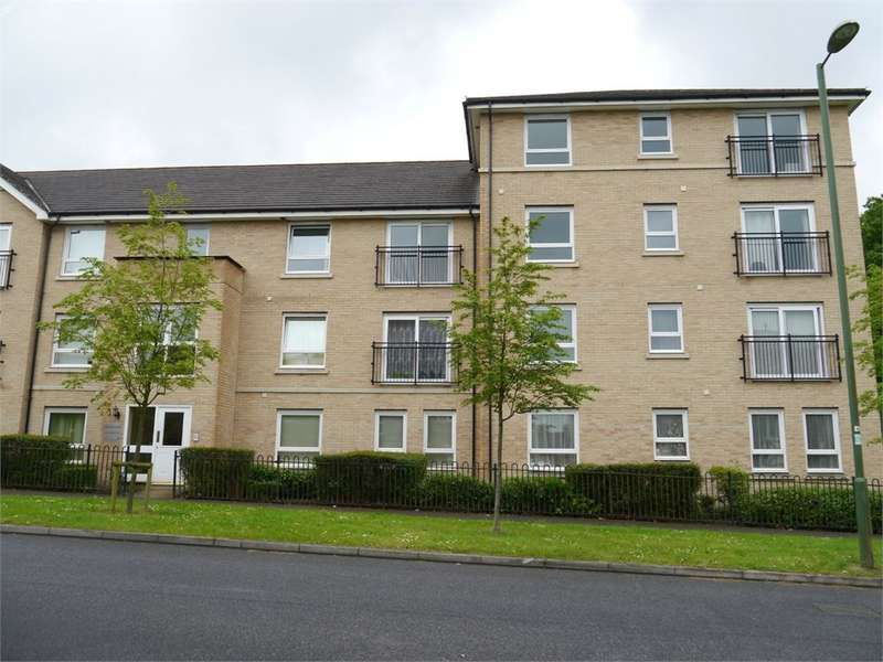 1 Bedroom Flat for sale in Lillymill Chine, Chineham, Basingstoke, RG24