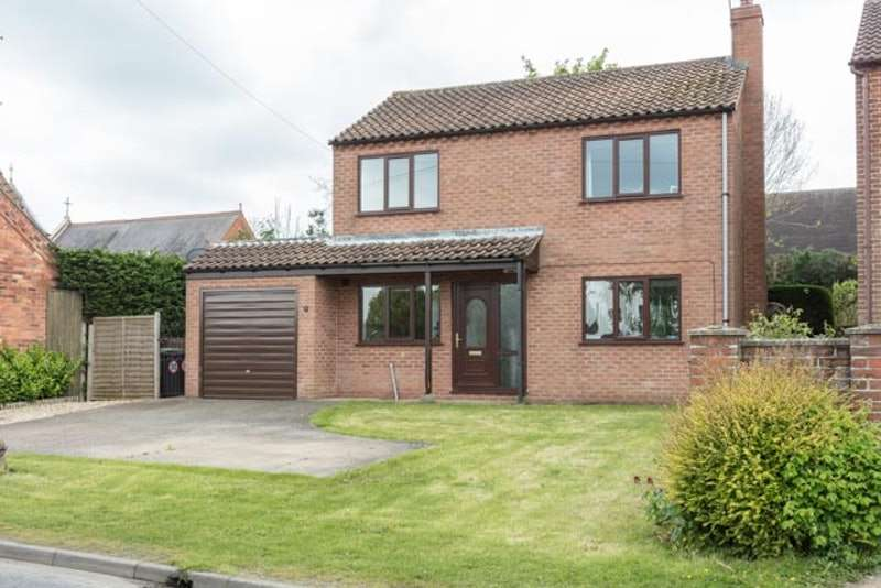 3 Bedrooms Detached House for sale in Lincoln Lane, Lincoln, Lincolnshire, LN6