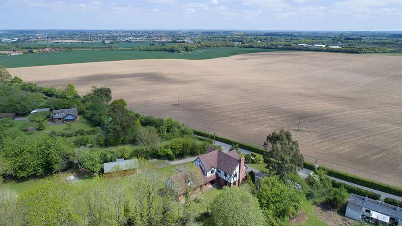 6 Bedrooms Detached House for sale in Iffin Lane, Canterbury
