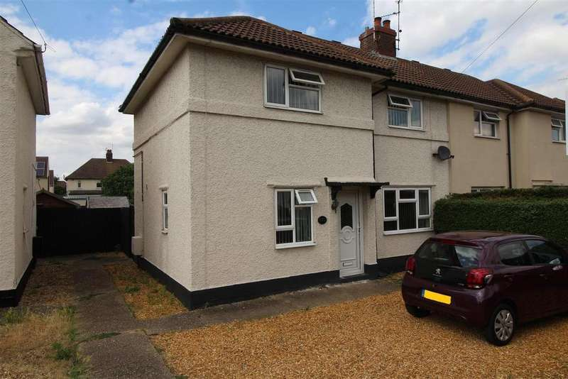 3 Bedrooms Semi Detached House for sale in St. Pauls Road, Peterborough