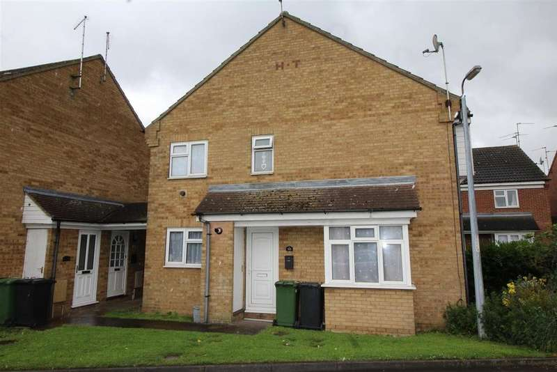 2 Bedrooms End Of Terrace House for sale in Eaglesthorpe, New England, Peterborough