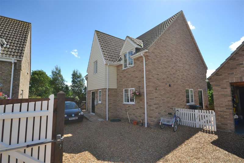 4 Bedrooms Detached House for sale in Ten Bell Lane, Soham